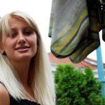 Włosy blond i odrosty – ombre hair